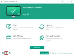 Configure Kaspersky for ProRealTime
