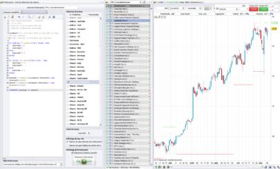 Fractals stock screener