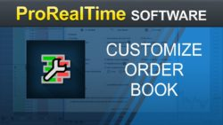Order book customization – ProRealTime 10.3