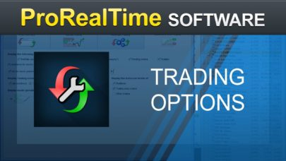 Order placement and trading options – ProRealTime 10.3