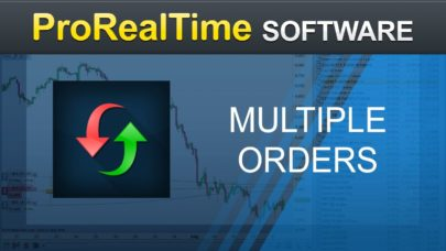 Multiple leg orders – ProRealTime 10.3